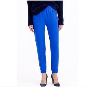 J. Crew cobalt blue Turner jogger pants